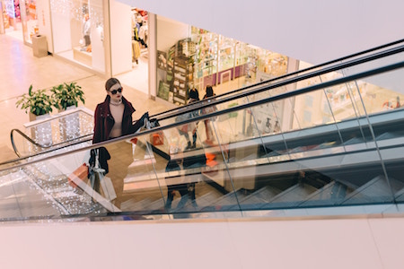 les paradis pour faire du shopping