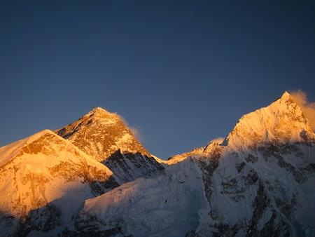 la randonnée au népal