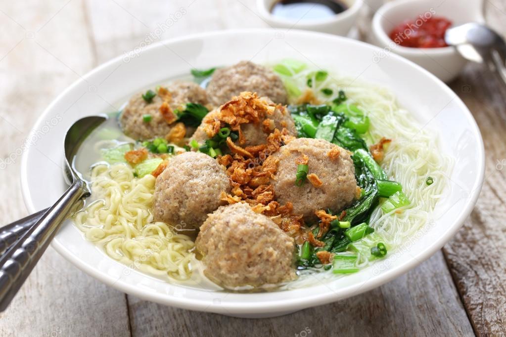 Les autres repas Indonésiens, contenant de goût de Paradis