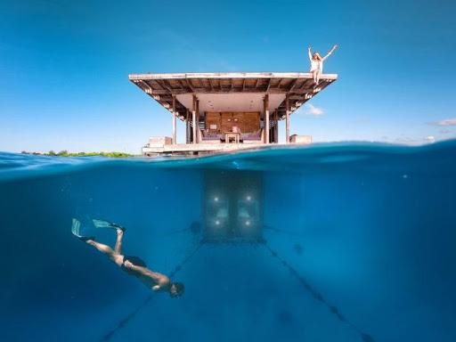 Les hôtels luxes du monde et avec la vue éclatante!