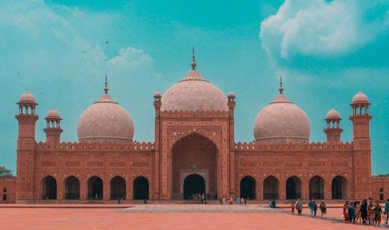Se promener dans un pays islamique en Asie du Sud, Pakistan