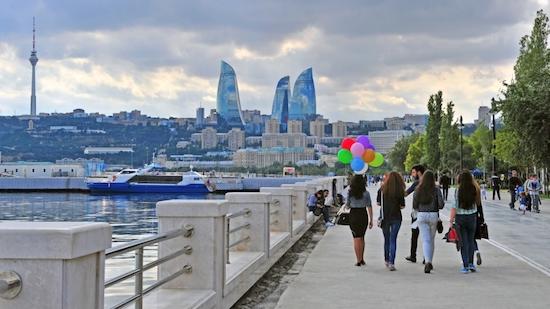 Tourisme magnifique au pays Ex-Union Soviétique #6 : Azerbaïdjan