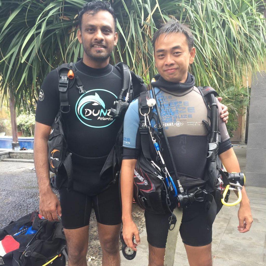Ce qu'il faut savoir avant d'effectuer son baptême plongée Bali