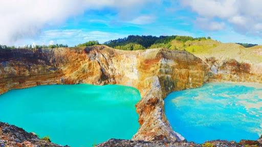 Les lacs du monde se célèbrent du monde entier
