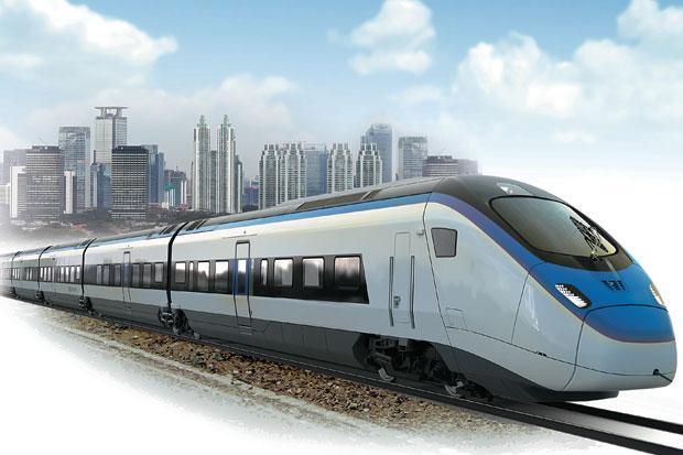 Les trains plus vites du monde entier