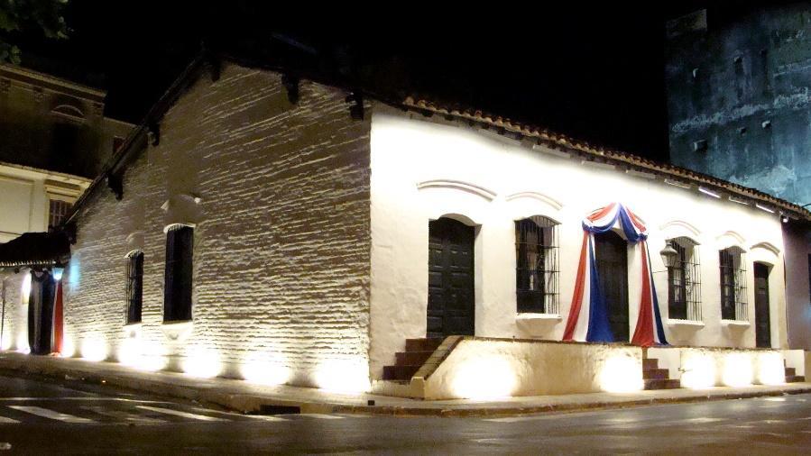 Quelle destination méritée que vous pouvez au Paraguay?