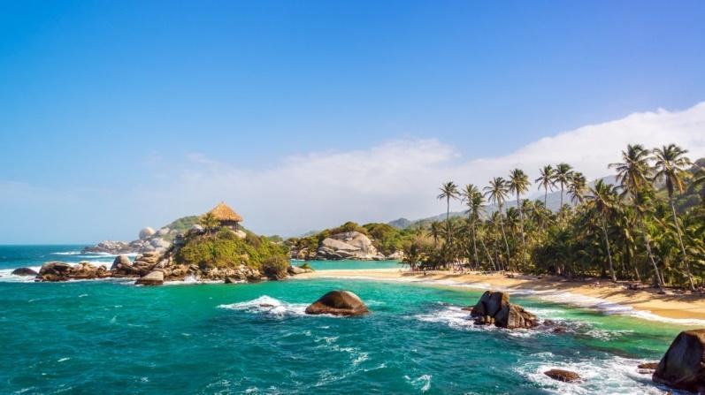 La beauté en Colombie, les lieux paradisiaques !