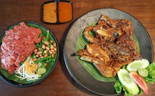 Ayam Taliwang « Poulet grillé typique de Lombok »