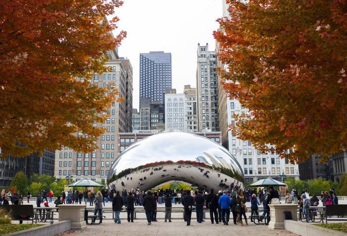 Chicago, la ville plus moderne et esthétique à découvrir