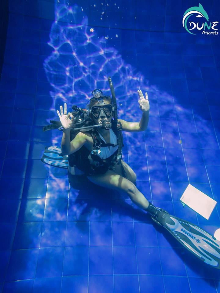 Open Water Bali: un pas avant le diplôme de plongée
