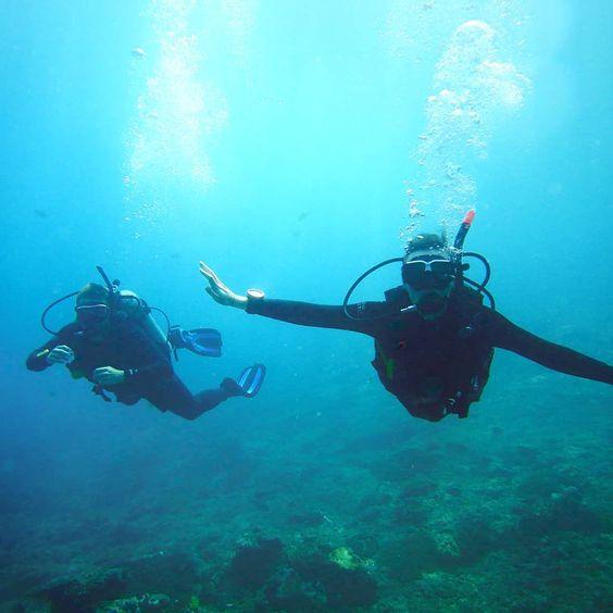 De la Bali Plongée Sous Marine pour les plongeurs débutants et expérimentés