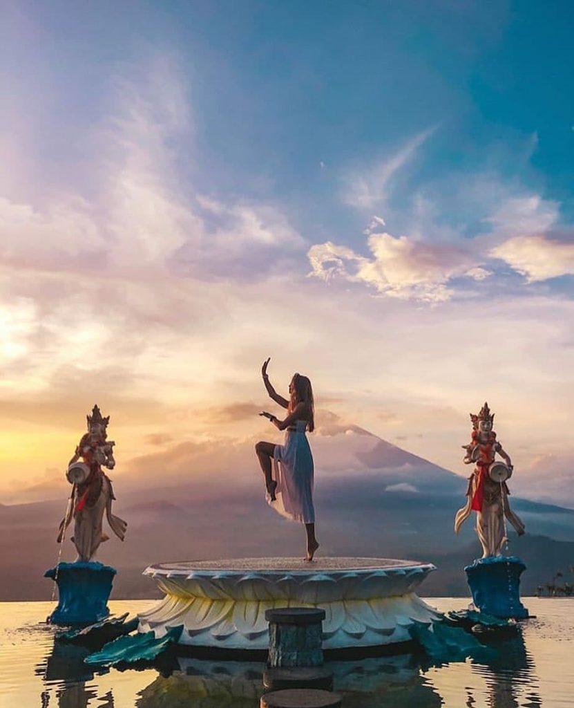 Comment faire un voyage de plongée à Bali avec des non-plongeurs!