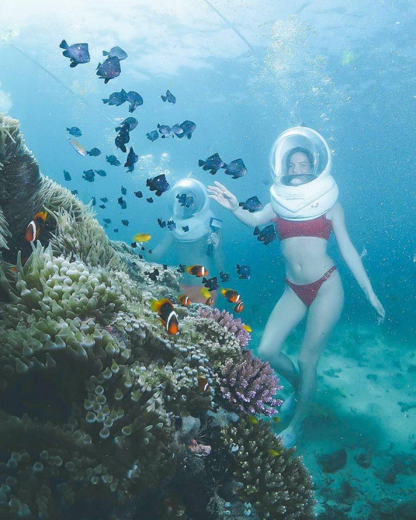 Trouver des divertissements en dehors de la voyage à plongée à Bali